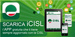 Il mondo Cisl in una App