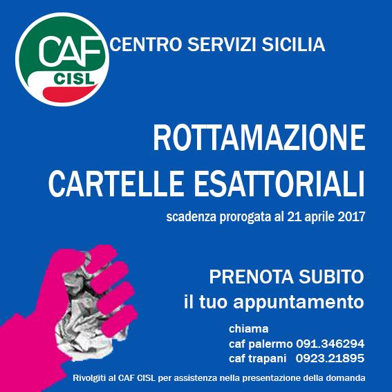 Caf cisl rottamazione cartelle esattoriali benvenuti for Rottamazione cartelle esattoriali